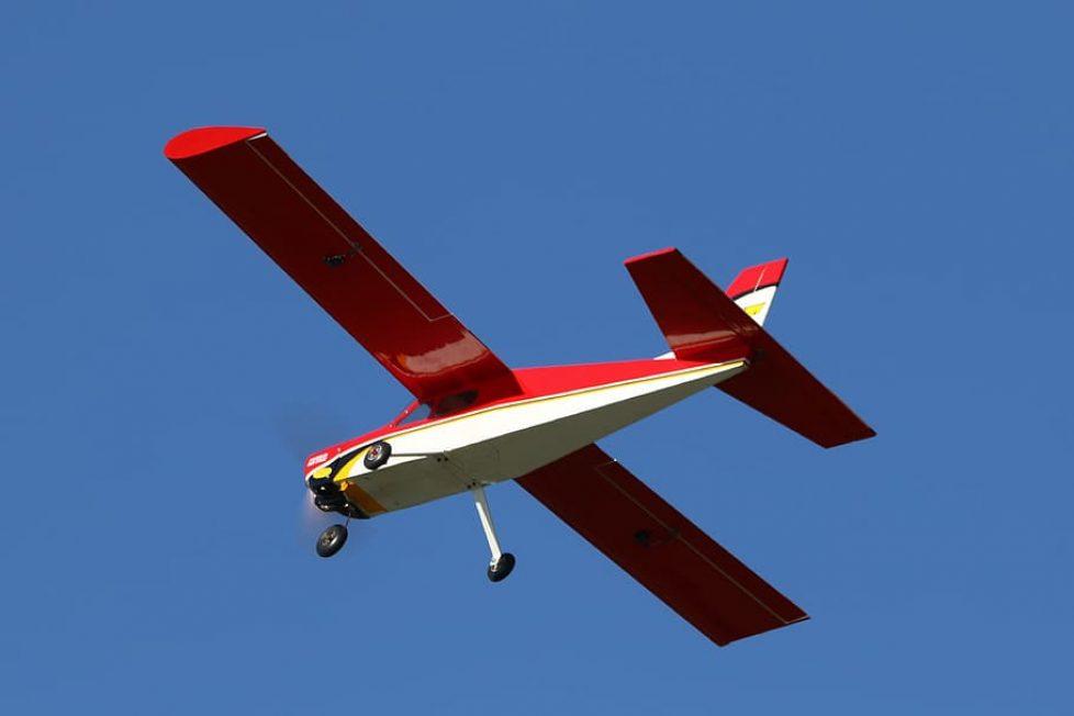 rc-vliegtuig